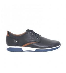 Nice step Ανδρικα sneakers 817 μαυρο Νεες παραλαβες