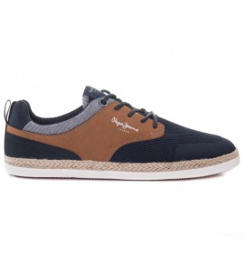Pepe Jeans ανδρικό Sneaker Maui Sport Knit PMS10284-859 ταμπα Νεες παραλαβες