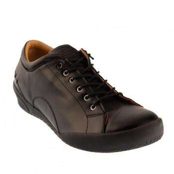 Safe step Γυναικεία Ανατομικά Δερμάτινα sneaker 18403 Ανατομικα
