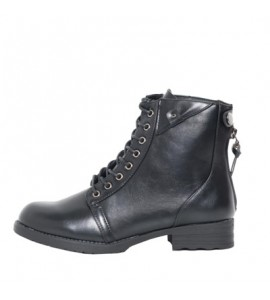 Verde booties 28-2707 μαυρο Γυναικεια