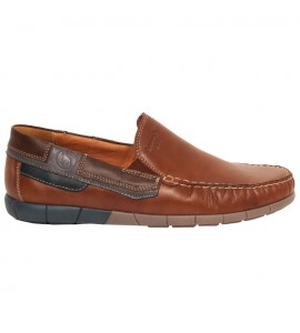 Boxer air Ανδρικα loafers 21159 ταμπα Ανατομικα