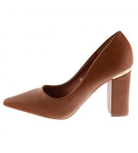 Smart by envie γόβες ταμπά Block heels S31-10488-28 Γυναικεια