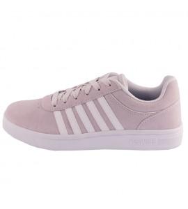 K-swiss γυναικεία low sneaker 95676-561M Λιλά Γυναικεια