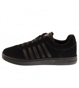 K-SWISS ανδρικό sneaker low 05676-001 black Νεες παραλαβες