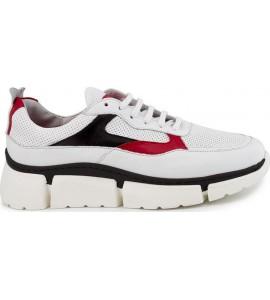 Ανδρικό Sneaker Kricket 906 Λευκό Ανδρικα