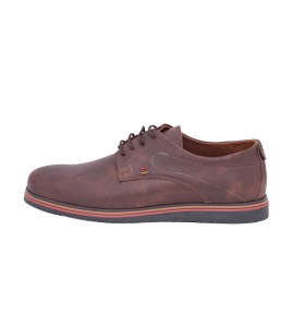 Nicon Ανδρικά loafer 303-1 brown