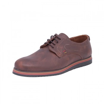 Nicon Ανδρικά loafer 632-3 brown Νεες παραλαβες
