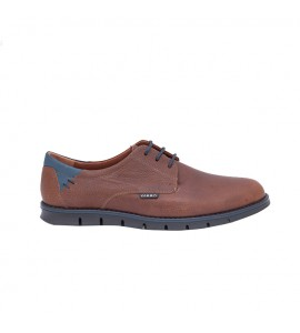 Nicon Ανδρικά loafer 303-1 brown Νεες παραλαβες