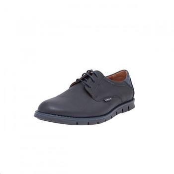 Nicon Ανδρικά loafer 303-1 black Νεες παραλαβες