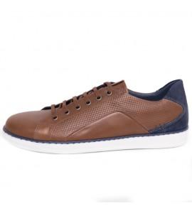 .Kalt Ανδρικα sneakers 421-1 καμελ Νεες παραλαβες