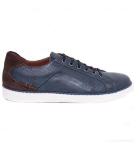 .Kalt Ανδρικα sneakers 421-1 μπλε Νεες παραλαβες